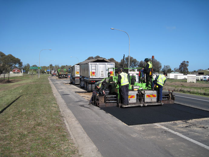 Sharpe Bros We Fix Roads Asphalt Specialists Civil
